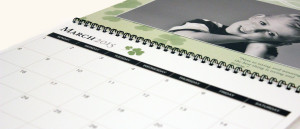 customizable calendar from mycanvas