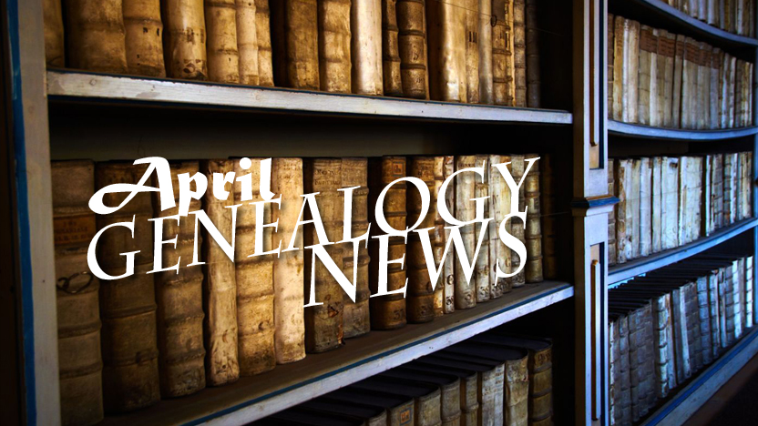 genealogy news