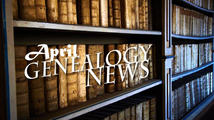 genealogy news