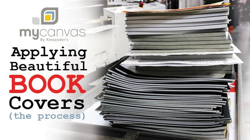 Beautiful Book Cover Zwart : Applying beautiful book covers mycanvas