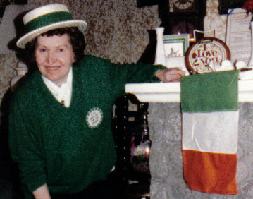 Grandma's Irish Pride