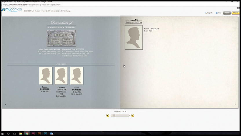 mycanvas-family-history-book-descendant-tree