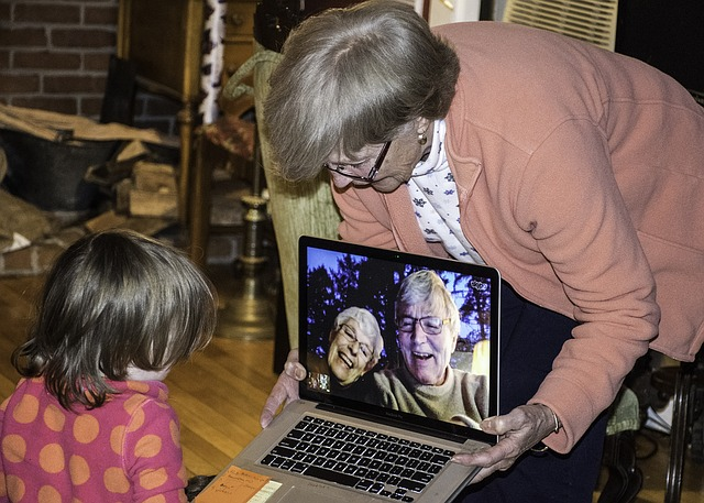 Technology makes getting family history information even easier.