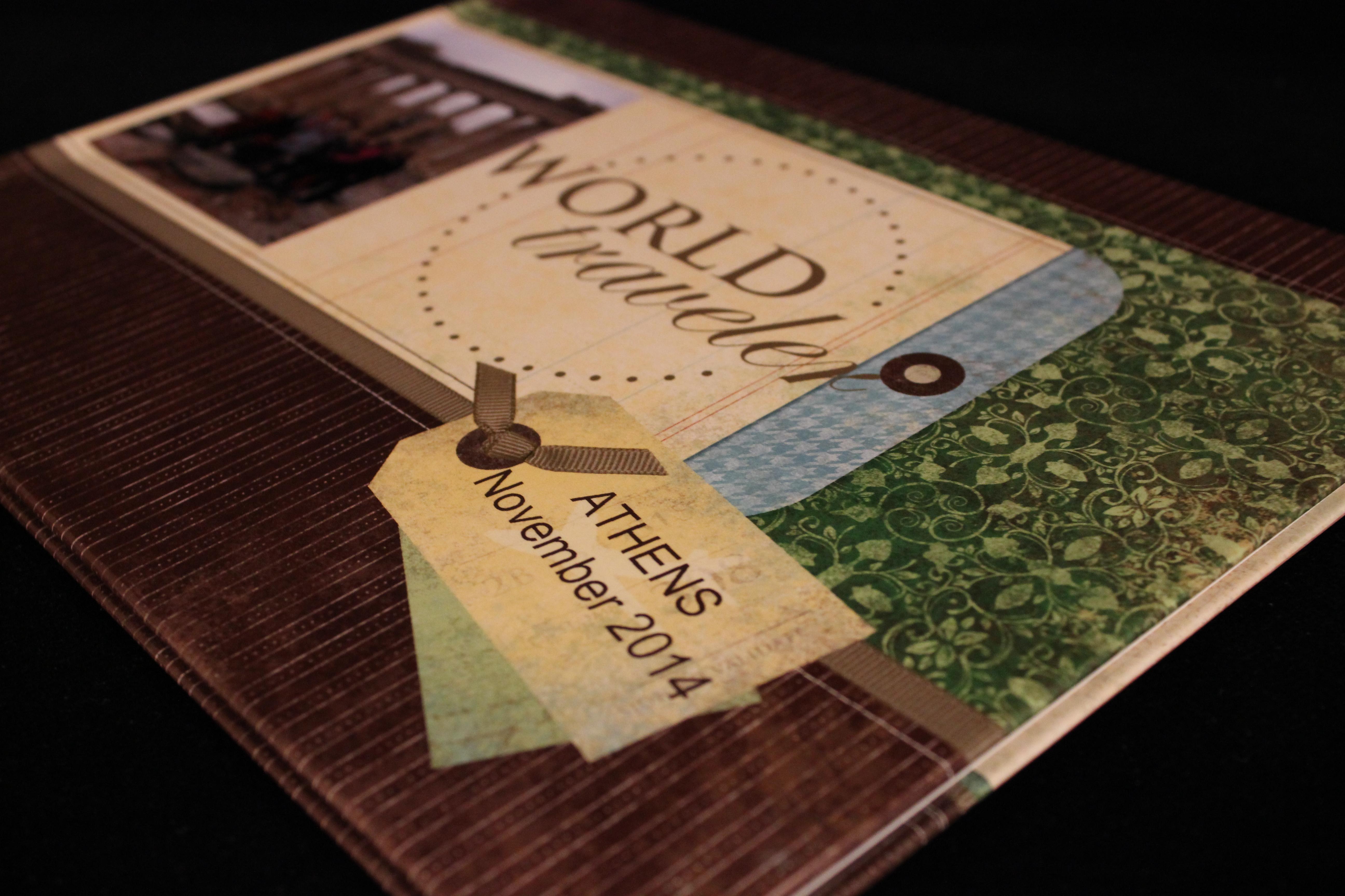 custom travel books