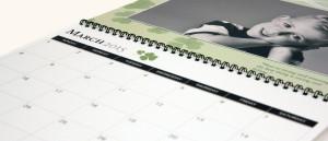 customizable calendar from mycanvas