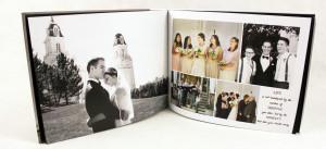customizable wedding books from mycanvas