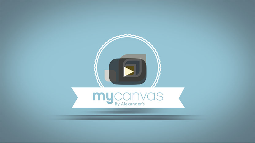 print a customized book with mycanvas