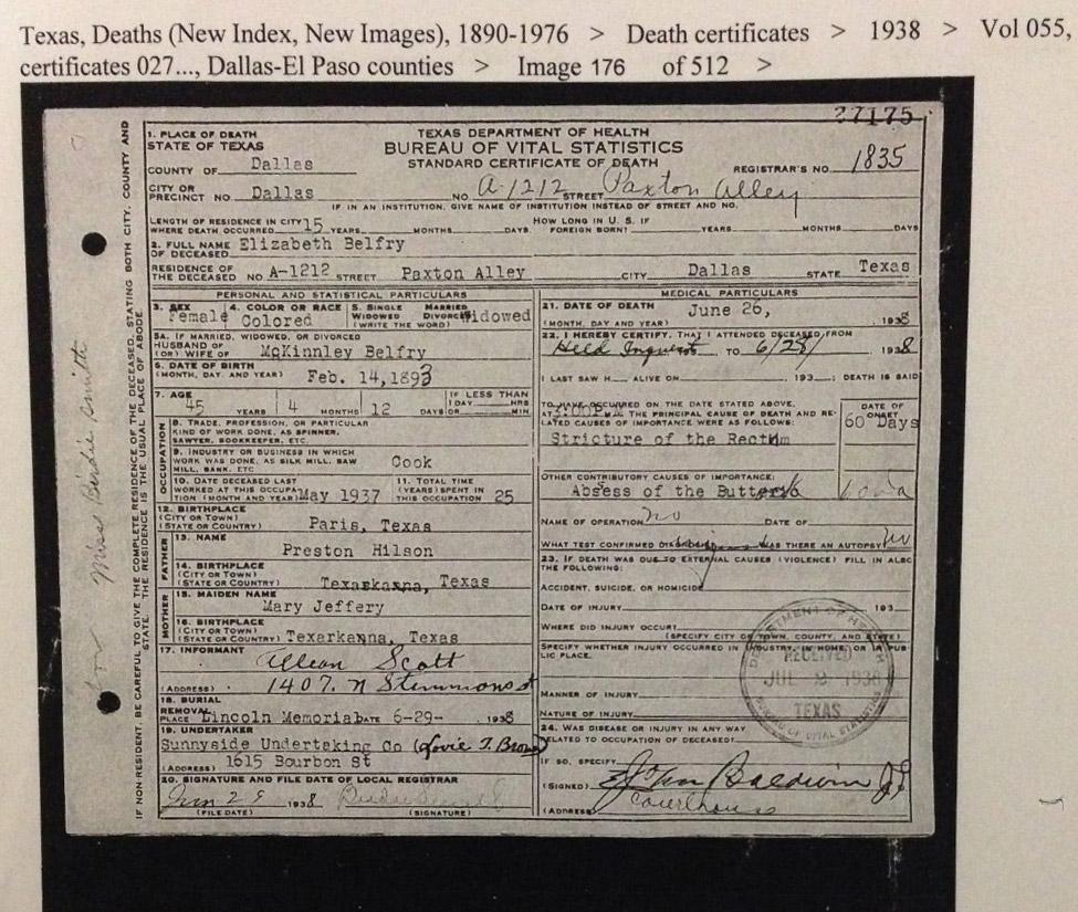 death-certificates