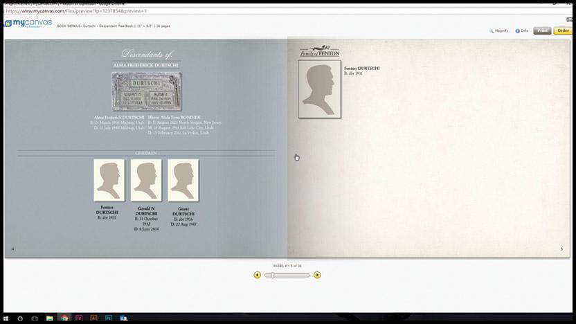 mycanvas-family-history-book-descendant-tree